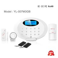PSTN Alarm system with LCD dispay and Voice thumbnail image
