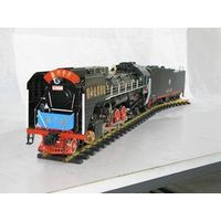 Brass model - G scale electric train ( Chinese Qianjin 6800#) thumbnail image