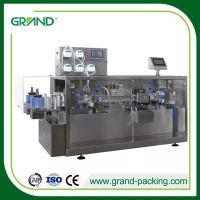 GGS-118 P2 Plastic bottle forming filling and sealing machine