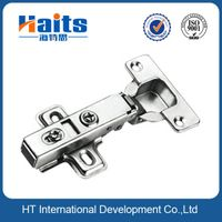 soft closing clip on stailess steel, square door hinge