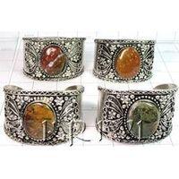 KWLL09037 Wholesale lot of 10 pc Beautiful Cuff Bracelets thumbnail image