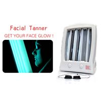 NEW Facial Tanning Sun Solarium Lamp UV Goggles FACE TANNER UVTAN Skin Bronzer