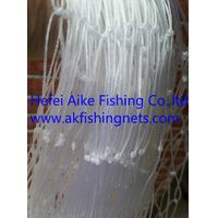 Nylon multi-mono fish nets,instead monofilament nets,high quality than multifilament nets