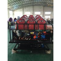5D Cinema Power : 3.75KW Voltage:380V/220V Power mode: Electric/Hydrauclic system Movement: 6 DOF Se