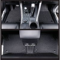 Custom fit car floor mats for Lexus NX Removable Car floor mat for Left Hand Driving only
