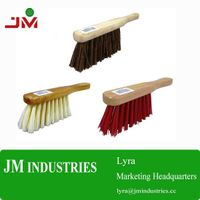 Counter Duster with Wooden Handle Handheld Brush