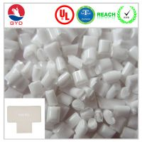 Anti-impact Strengthen fire resistant PC+PBT plastic alloy, PBT modified compounds plastic