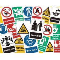 Safety , & Information Signages thumbnail image