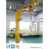 Industry Crane Electric Drive Mobile Jib Crane