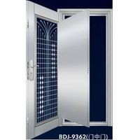 Stainless Steel Doors with glass