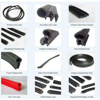 Rubber Seal Strip / Weatherstrip/Trim Strip
