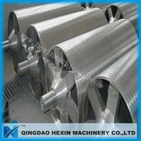 sink rolls, immersed and stabilizing rolls for furnaces.