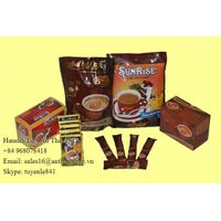 Instant coffee mix 3 in 1