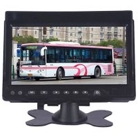 7 inch three way video digital monitor