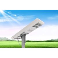 6-8 Meters Integrated Solar Street Light Price LED 5000 lumen Hot Selling Roadway Solar Lights