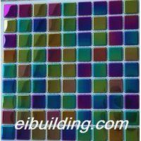 sell Metal mosaic tiles/Stainless steel mosaic tiles(EIM-005) thumbnail image