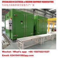 110kV dry transformer curing Oven intermediate frequency transformer track curing Oven drying curing