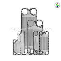 ss 316 titanium plate of plate heat exchanger