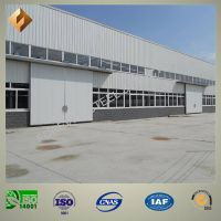 Typical Prefabricated Steel Structure Warehouse