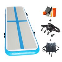 2020 Waterproof Multi-Function Air Track, Quickly inflates for Easy Storage, for Home Use Indoor