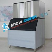 New Compact Commercial Cube Ice Machine for beverage (32 kg-20 ton/day) thumbnail image