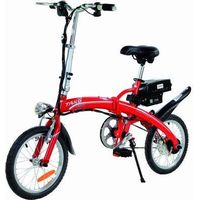 "16"" mini folding Lithium battery electric bicycle tailg electric bike"