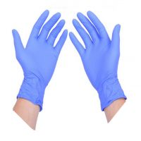 AMMEX disposable Anti static gloves for phone Circuit Boards Repair