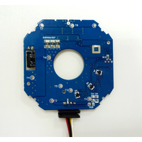 PCB-board for Control in Heater , CSUM101