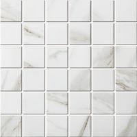 Rustic porcelain mosaics