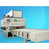 High frequency wood board edge glue joining press machine