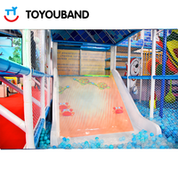 Interactive Projection Slide by Toyouband for Indoor Playground