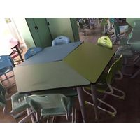 Harmony Series: Collaborative ClassroomTables, Group Study & Activity Tables, Students Tables