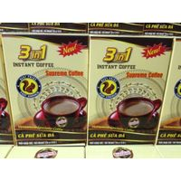 INSTANT COFFEE 3 in 1 - 17g/stick - Viet Deli Coffee