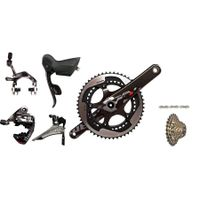SRAM Red R22 Cable Rim Brake GXP 175mm 3953 11-26 Groupset