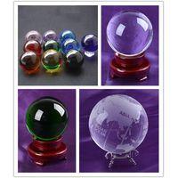 50mm~400mm Crystal Balls,Crystal Fengshui Balls