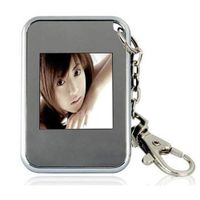 1.5 inch digital photo keychain thumbnail image