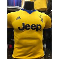 2017-2018 Juventus Away team Player Jersey(slim fit)