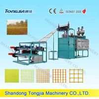 Plastic Machine Square Net Machine