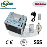 ZJY-80/100KV Insulating Oil Dielectric Strength (BDV)Tester
