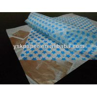 M.G. Unbleached FDA and EUCertified Glassine Paper
