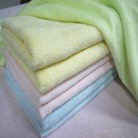 70*140cm 100%bamboo fiber towel, bath towel, beach towel thumbnail image