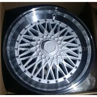 Fine processing new BBS alloy wheel rim