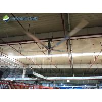 24ft Industrial HVLS Big Ceiling Fan Specifications for logistics warehouse