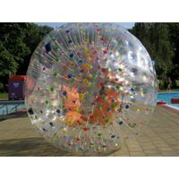 pvc inflatable zorb ball