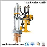 Automatic welding robot Vertical Sprayer Machine Die -casting machine