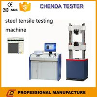 WAW600B Hydraulic Universal Testing Machine +Tensile Compression Testing Machine