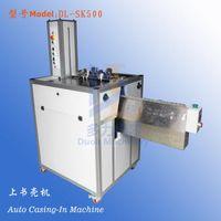 Semi Auto Hard Book Case Cover Binding Machine
