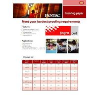 190gsm Semi Glossy Fogra Cettificated Inkjet Proofing Photo Paper thumbnail image