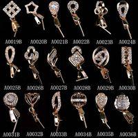 Bridal Jewelry Clasp Jade Jewelry clasp Jewelry Accessories