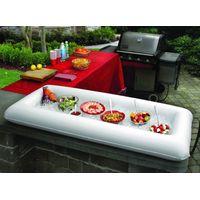 inflatable salad bar / inflatable ice bar / inflatable serving bar
